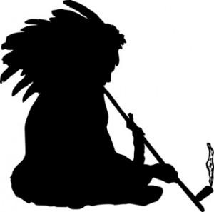 Rauchkultur Friedenspfeife