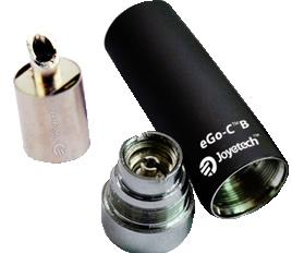 Joyetech eGo-C Verdampferkopf mit Cone und Basis