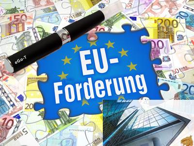 E-Zigarette: Unsinnige EU Forderung