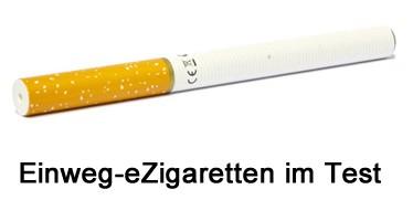 Einweg-E-Zigarette