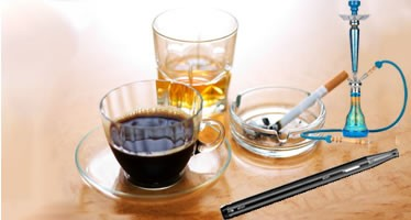 Genussmittel Alkohol Nikotin Coffein