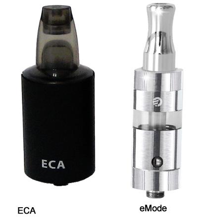 ECA und eMode Verdampfer
