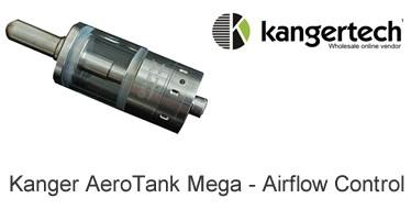 Kanger AeroTank Mega - BDCC Airflow Control