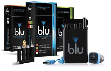 blu ecigarette