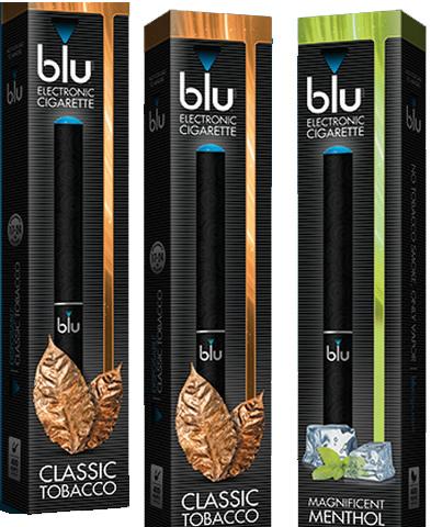 blu Einweg Zigarette