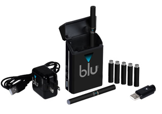 blu mehrweg zigarette
