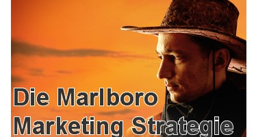 Die Marlboro Strategie