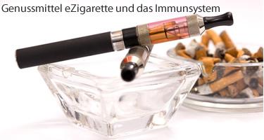 Genussmittel eZigarette