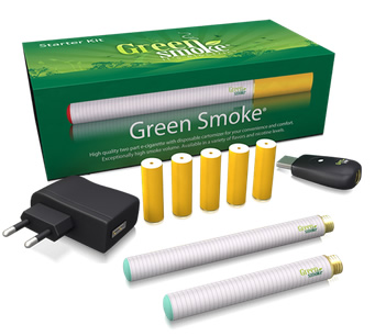 Green Smoke eZigarette