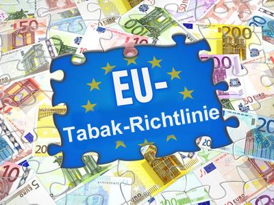 Eine Milliarde Euro kostet die neue EU Tabak-Richtlinie