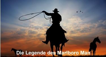 Legende des Marlboro Man