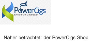 PowerCigs Shop