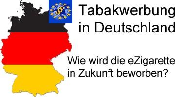 Tabakwerbung in Deutschland