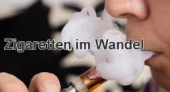 Zigaretten im Wandel