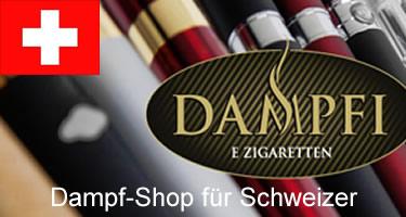 Dampfer Shop Schweiz