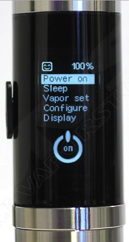 Display eVic Supreme