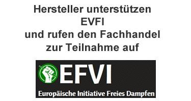 Hersteller unterstützen EVFI