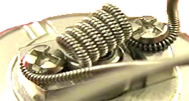 Die Clapton Coil - eine neue Wicklung erobert die Dampferwelt