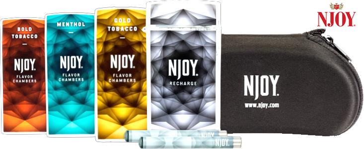 Das NJOY Nachlade-Kit im Test - NJOY Recharge