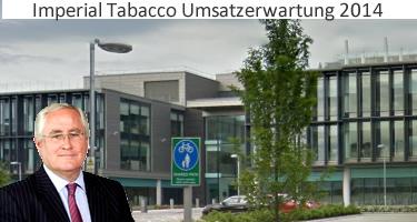 Imperial Tabacco Umsätze für 2014 verhalten optimistisch