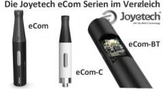 Die Joyetech eCom Serie