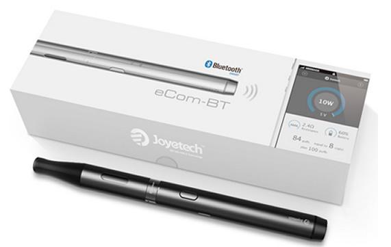 Neues aus dem Hause Joyetech: die eCom-BT
