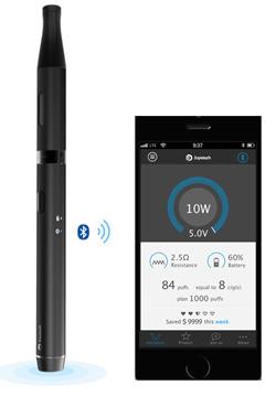 Smartphone meets e-Zigarette