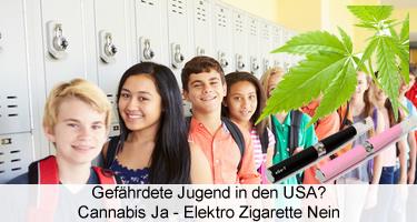 US-Staatsanwälte wollen Jugendliche besser vor E-Zigaretten schützen