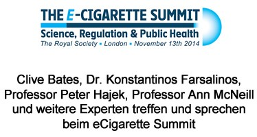 2014 E-Cigarette Summit