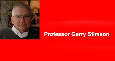 Professor Gerry Stimson