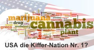 Sind die USA tatsächlich bald die Kiffer-Nation #1?