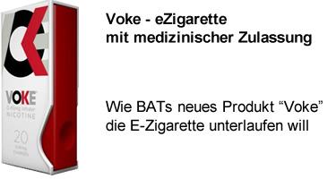 """Wie BATs neues Produkt """"Voke"""" die E-Zigarette unterlaufen will und was Indies gegen die Konkurrenz zu tun bleibt"""