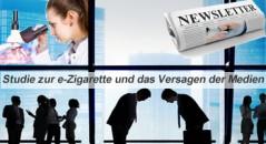 Die Japan Studie zur e-Zigarette und das Versagen der Medien