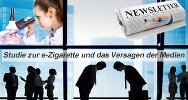 Medienskandal um Krebsbehauptung: Was die Formaldehyd-Studie über E-Zigaretten wirklich aussagt