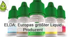 ELDA eZigaretten Liquid Hersteller