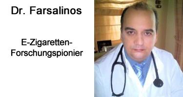 Konstantinos Farsalinos oder: Vom Mut, E-Zigaretten-Forschungspionier zu sein
