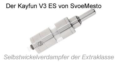 Kayfun V3 ES