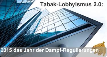 Tabak-Lobbyismus 2.0
