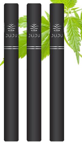 Dope, Dabbing & Dampfen: Luxus-Kiffen mit dem JuJu E-Joint