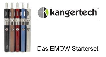 EMOW Starterset - Neues aus dem Hause Kangertech