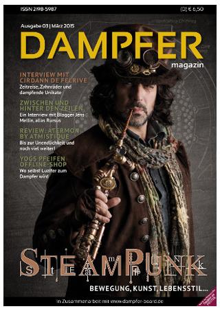 Dampfer Magazin