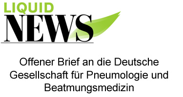 Offener Brief an die Deutsche Gesellschaft für Pneumologie und Beatmungsmedizin