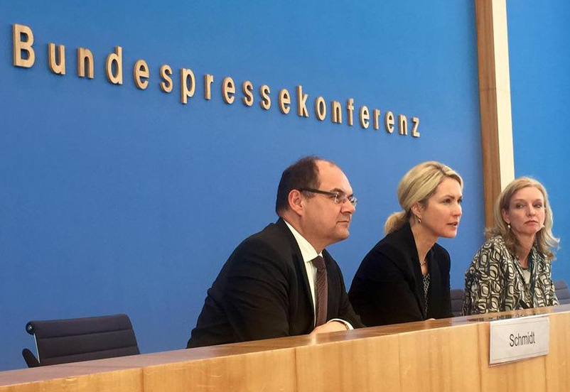 BMFSFJ-pressekonferenz