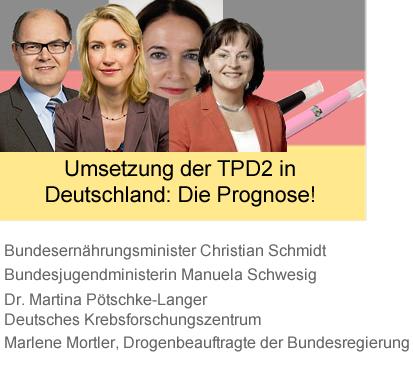 Umsetzung der TPD2 in Deutschland: Die Prognose!