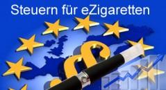 Steuern für eZigaretten