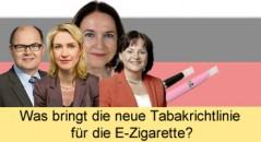 TPD 2 - Eine Prognose zur Umsetzung der Tabakproduktrichtlinie in Deutschland