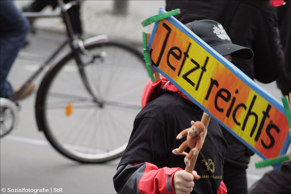 Jetzt reichts -March against Monsanto, 2013
