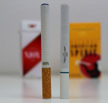 Tabac vs. eCig