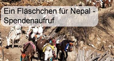 Hilfe für Nepal