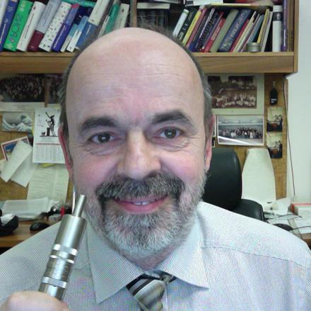 Interview mit Prof. Dr. Bernhard Mayer zur E-Zigarette